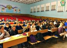 Открытый семинар для студентов от  специалистов Крымстат!