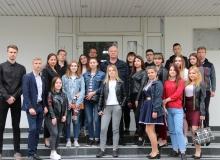 Экскурсия, в рамках учебной практики, Экспертно-криминалистический центр МВД по Республике Крым