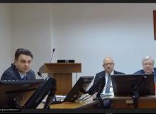 Заседание Ученого совета Федерального научно-исследовательского социологического центра Российской академии наук